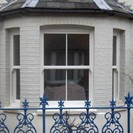 Elegance uPVC Sash Windows in Bay