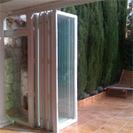 PVCu Folding Doors