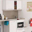 pre-built compact kitchens