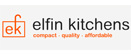 Elfin Kitchens logo