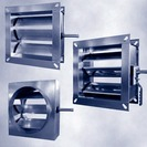 Heavy Duty Duct Dampers
