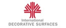 International Decorative Surfaces logo