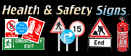 Logo of Health and Safety Signs