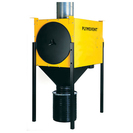 Stationary units for filtration of welding fumes