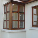 Timber Window project in Ireland