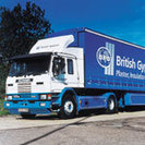 British Gypsum Lorry