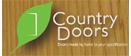 Logo of Country Doors
