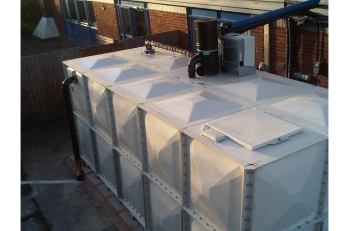 Enviko Heat Pumps Solar Panels And Rainwater Harvesting