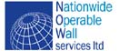 Logo of Nationwide Operable Wall Services Ltd
