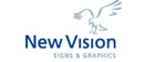 Logo of New Vision Signs and Graphics