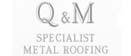 Logo of Q & M Services Ltd