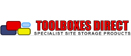 Logo of Toolboxes Direct