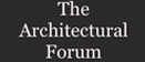Logo of The Architectural Forum