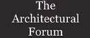 The Architectural Forum logo