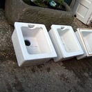 Small Belfast sinks