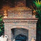 Brick Fire Places