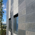 Bel-stone cladding