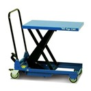 Light Duty Mobile Scissor Lifts