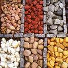 Coloured Mosaic Pebbles