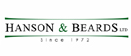 Logo of Hanson & Beards Ltd