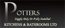 Logo of Potters Kitchens & Bathrooms