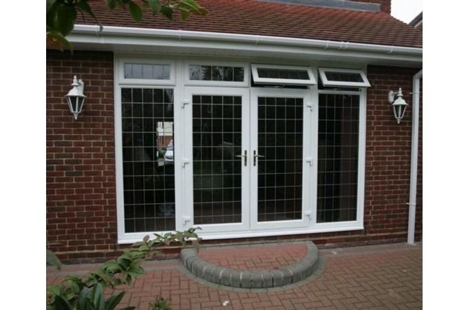 Warwick sliders doors windows and upvc windows for Upvc balcony doors