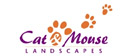 Cat & Mouse Landscapes logo