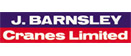 Logo of J Barnsley Cranes Ltd