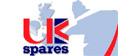 UK Spares logo