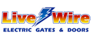 Logo of Livewire Gates and Doors