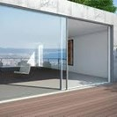Large Sliding Glass Door