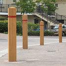 Epping Timber Bollards