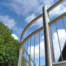 Linx 400 Stainless Steel Railings