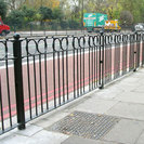 OKR Steel Railings