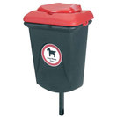 Doggy Doo Bins