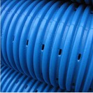 MDPE water pipes