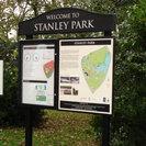 Park Entrance Signs