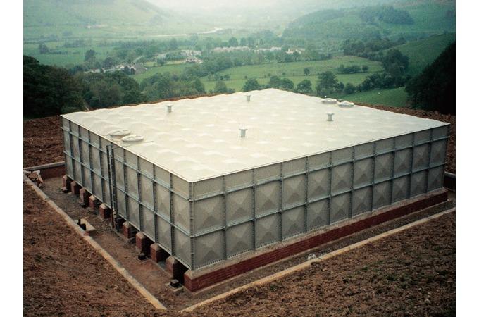 Nicholson Plastics Ltd Attenuation Tanks And Rainwater