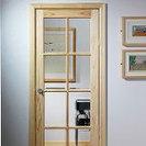 Clear Pine Doors