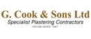Logo of George Cook & Sons Ltd