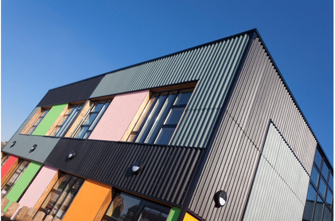 Marley Eternit Ltd External Walls Cladding And Cladding