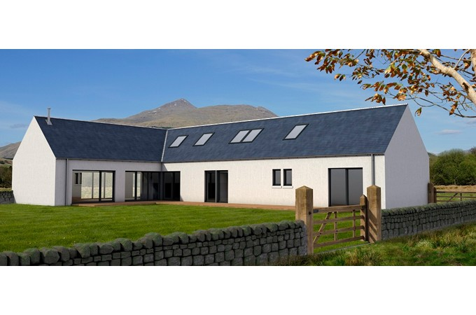 Hebridean Contemporary Homes Ltd Self Build Kit Homes