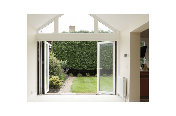 ... Bi-fold Doors ...  sc 1 st  The Construction Centre & Anglian Home Improvements: Windows And Conservatories