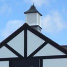 GRP roof turrets