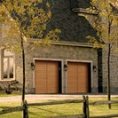 parma e80 double garage doors