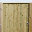 Garden Gates - Featherboard