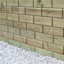 Timber Bricks