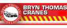 Logo of Bryn Thomas Crane Hire Ltd
