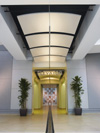 Curved Optimas from Armstrong Ceilings
