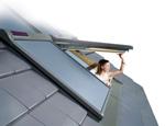 Fakro AMZ Solar awning blind